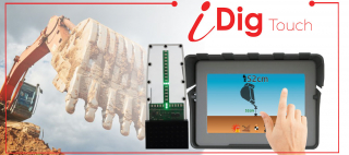 iDig Touch System 2D